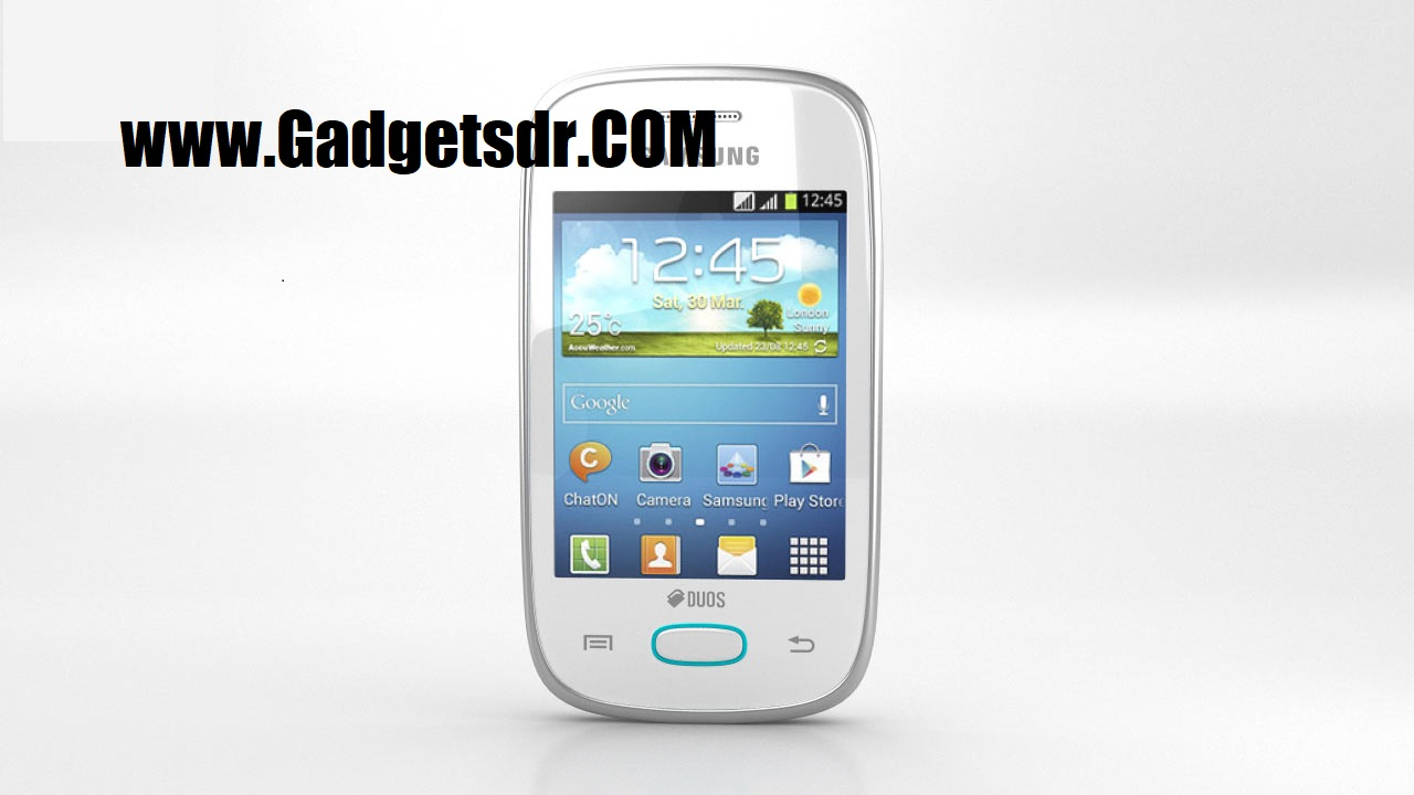 Samsung GT-S5300 flash file - firmware Rom