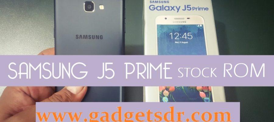 Samsung SM-G570F flash file (Firmware Rom)