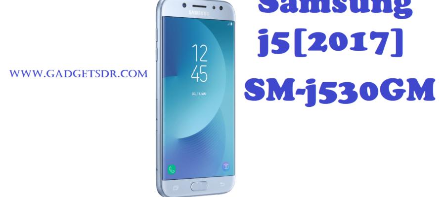 SAMSUNG J5 2017 SM-J530GM COMBINATION ROM
