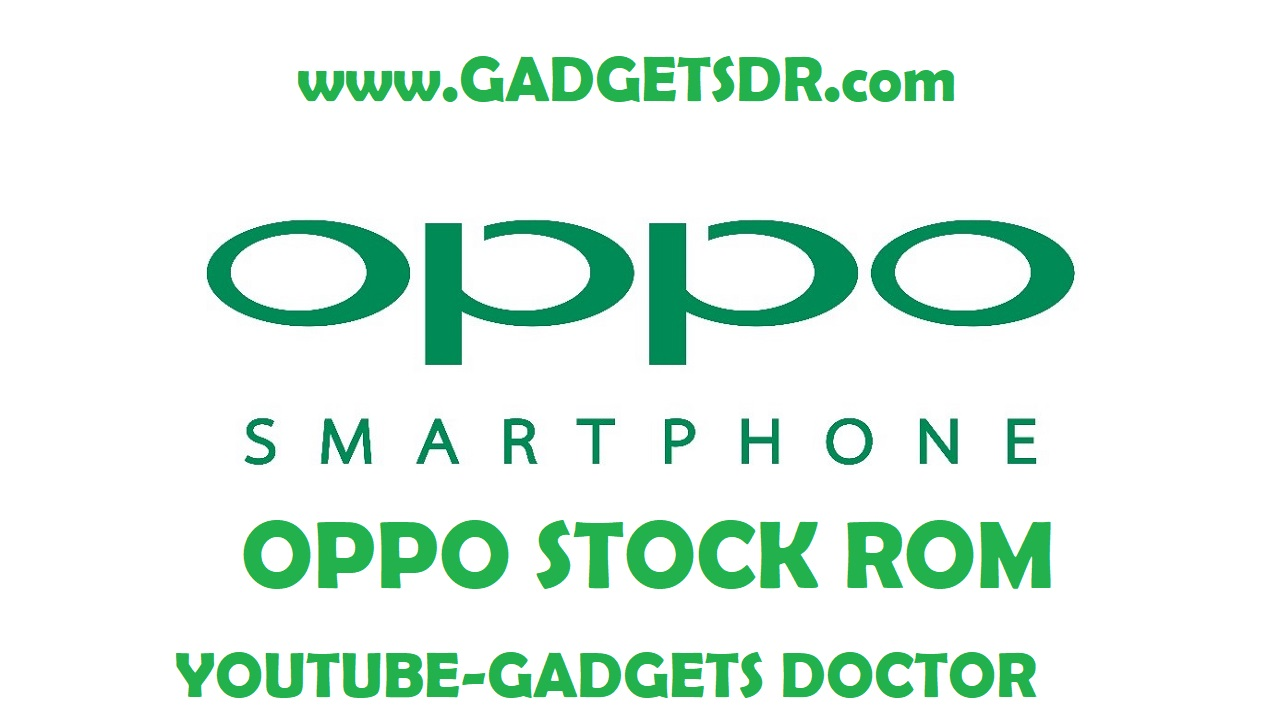 Oppo F3 Plus (CPH1613) Stock Rom