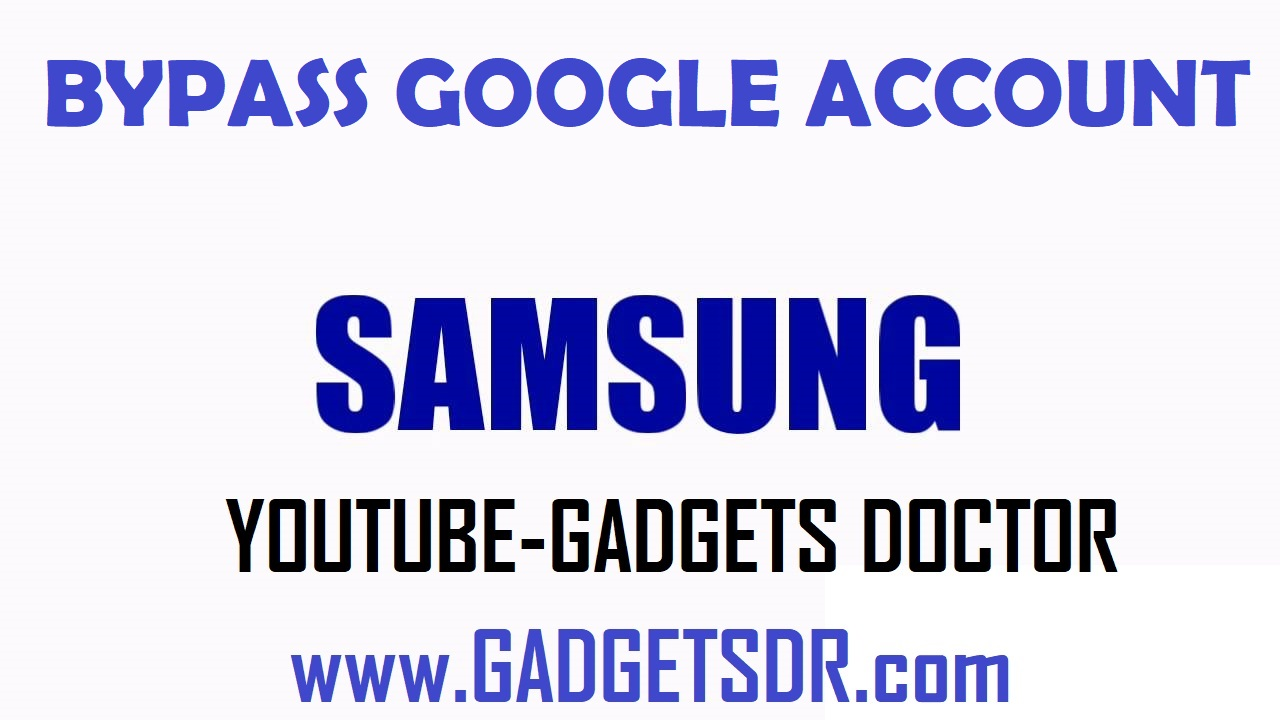 Bypass FRP Samsung Galaxy S8 SM-G950 -All