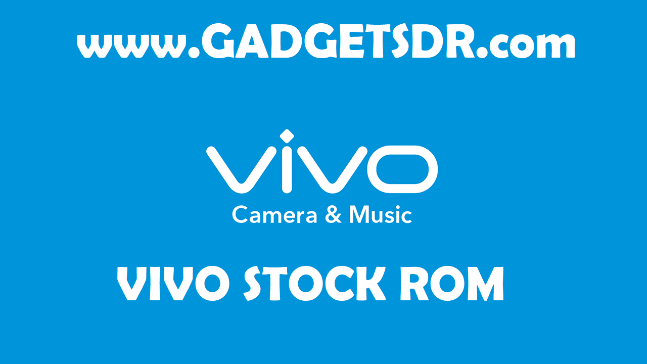 Vivo Y55L PD1613F Stock Rom