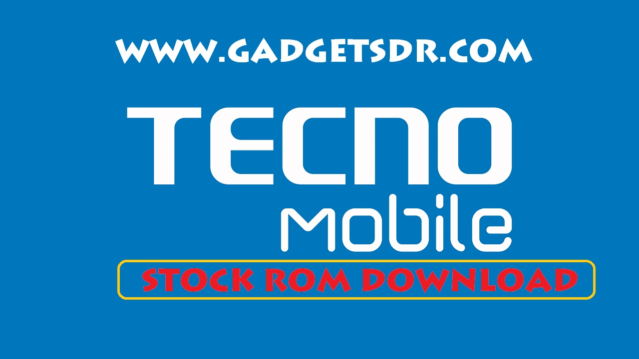 Techno I3 Pro Stock Rom - Firmware