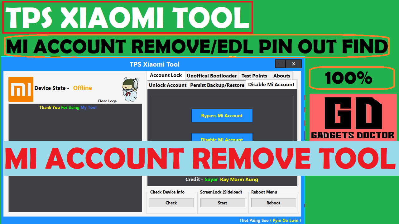 Xiaomi redmi 4a mi account remove tool Archives - GSM Doctor