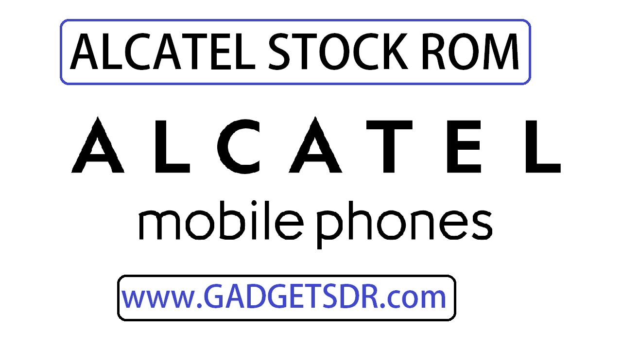 Alcatel U5 5044A Stock Rom - Flash File