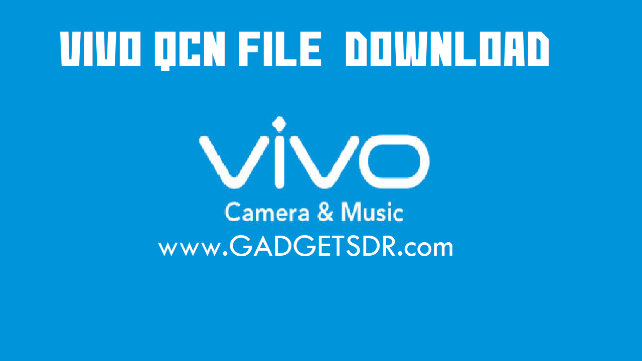 Vivo V7 (Vivo 1718) Qcn File Download