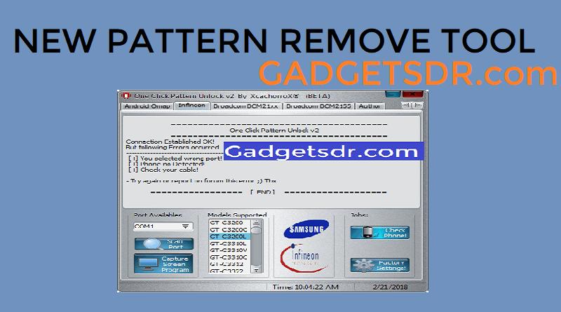 One Click Pattern Unlock Tool v2 Download