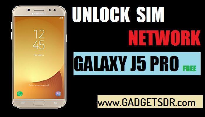 How To Unlock Network Galaxy J5 Pro By Z3X