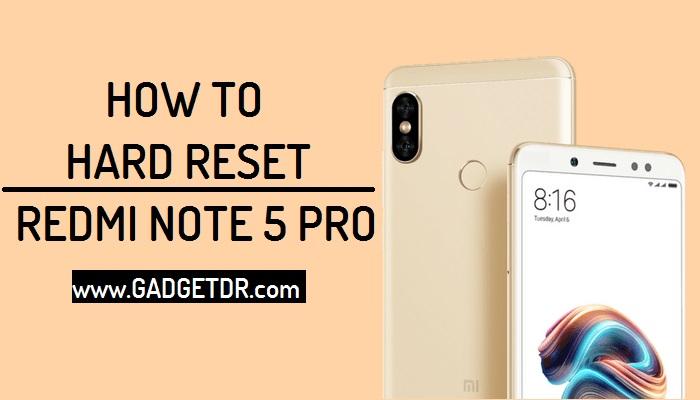 Redmi Note 5 Pro Reset Pattern, Redmi Note 5 Pro Remove Pattern,Remove Pattern Redmi Note 5 Pro,Unlock Pattern Redmi Note 5 Pro By Hard Reset