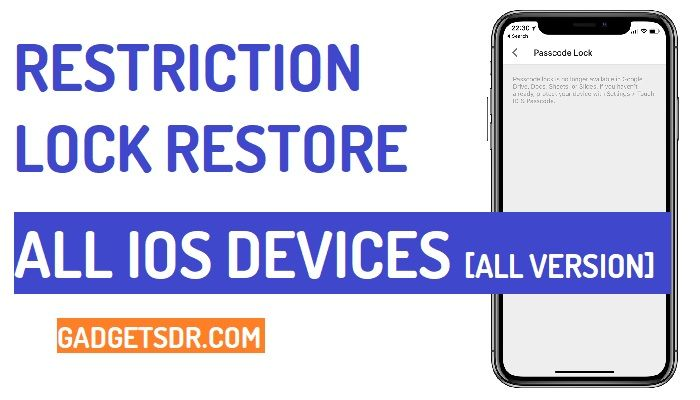 Restore Restriction lock in IOS,forgot restrictions passcode ipad,ios restrictions passcode cracker,i don't remember my restrictions passcode on my ipad,how to turn off restrictions on iphone but don't know the password,reset restrictions passcode without restore,default restrictions passcode,how to reset restrictions passcode on iphone,iphone restrictions passcode default,how to reset restrictions passcode on ipad,how to reset restrictions passcode on iphone,reset restrictions passcode without restore1,how to reset restrictions passcode on iphone,how to reset restrictions passcode on ipad without computer,how to reset restrictions passcode on iphone without computer,how to turn off restrictions on iphone but don't know the password,Restore Restriction lock in IOS 12,Restore Restriction lock in IOS 11,