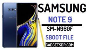 Samsung SM-N960F SBoot file Download, Download Samsung Galaxy SM-N960F SBoot File, Galaxy N960F Sboot File Download,Samsung N960F Boot file for remove FRP,Samsung Note 9 SBoot File Download,Samsung SM-N960F U1 SBoot file Download, Samsung SM-N960F U1 SBoot file download,Galaxy N960F FRP Files Download, Samsung N960F ADB file Download