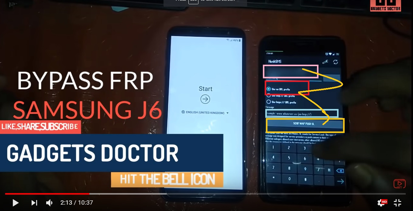 Bypass FRP Google Account Samsung J4 without PC latest 2019