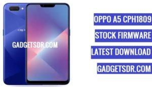 Oppo A5 CPH1809 Flash File,Oppo A5 CPH1809 Stock Firmware,Oppo A5 CPH1809 firmware,Oppo A5 CPH1809 Stock Rom,