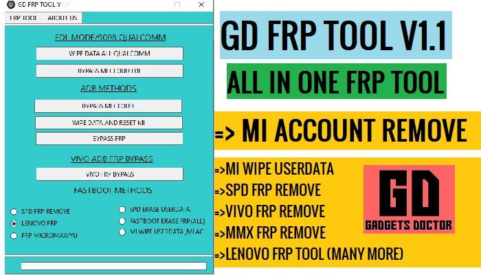 GD FRP Tool v1.1