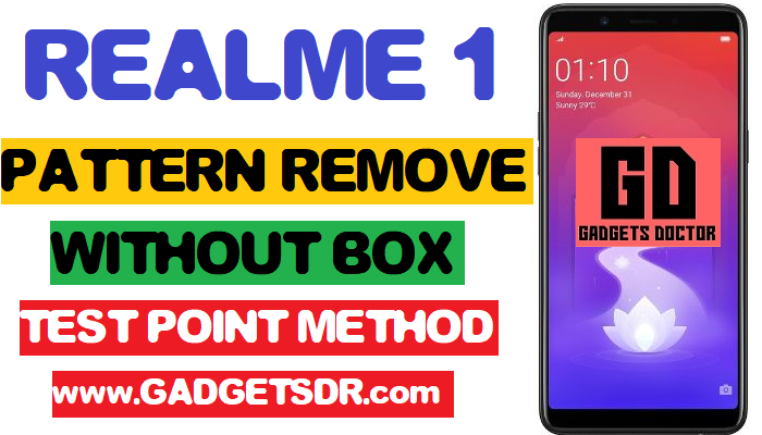 oppo realme 1 pattern unlock miracle Archives - GSM Doctor