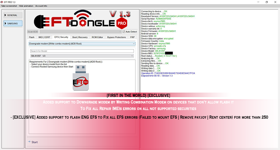 EFT Dongle Pro Latest Setup 1 3 (EFT Dongle Pro Update