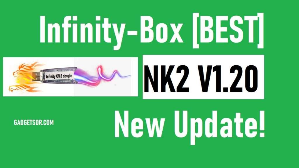Infinity Best Box NK2 Latest Setup