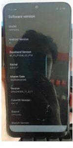 Oppo A12 Pattern Unlock (Remove Screen Lock)