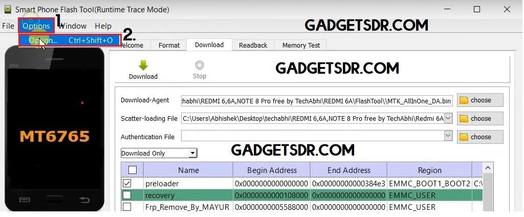 Xiaomi No Auth FRP Bypass Unlock Google File