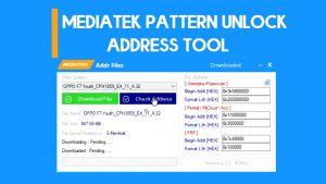 Download MediaTek Scatter File Tool || FRP & Pattern Unlock Address