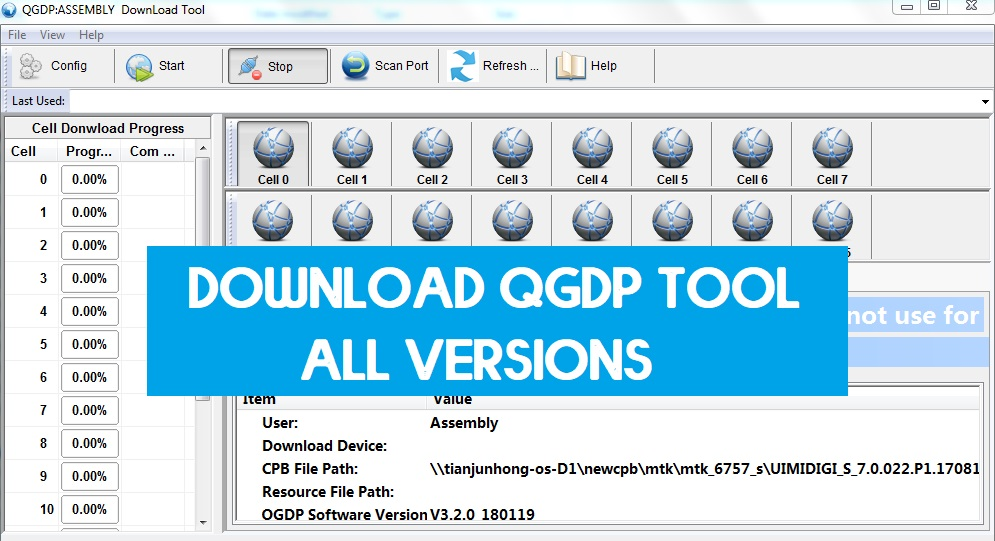 Download QGDP Tool for Windows (32 & 64 bit) All Versions