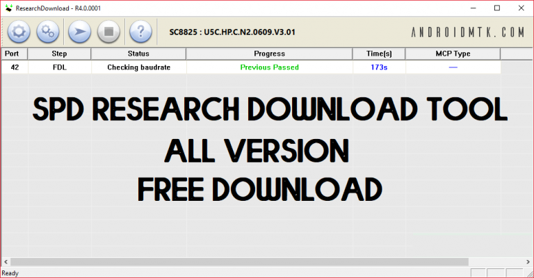 Download SPD Research Download Tool for Windows (32 & 64 bit) All Versions