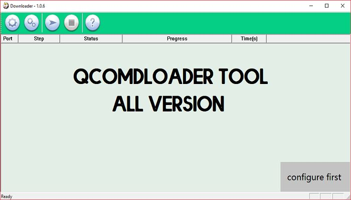 Download QcomDloader Tool for Windows (32 & 64 bit) All Versions