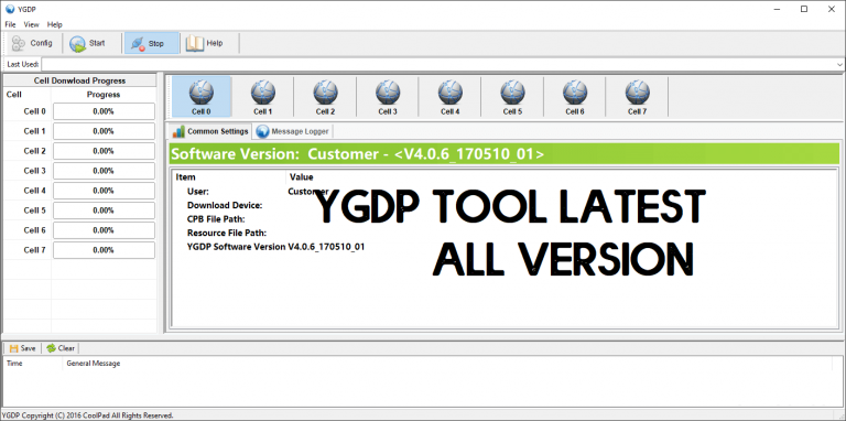 Download YGDP Tool for Windows (32 & 64 bit) All Versions