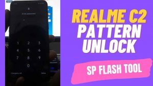 Realme C2 (RMX1941) Pattern Unlock Without Auth File – SP Flash Tool (One-Click)