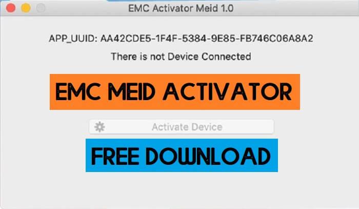 EMC MEID Activator 1.4 For MAC Computer Free Download