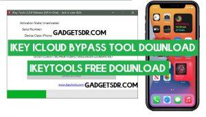 Download iKey Icloud Bypass Tool With SIM (Bypass Icloud, Hello Screen, Broken Baseband Fix) -IkeyTools