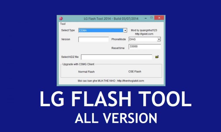 LG Flash Tool Download for Windows | All Version Latest Setup 2021