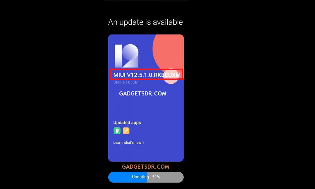 Xiaomi Redmi MIUI 12.5 update eligible devices & release/rollout With Download Link