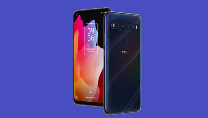 All TCL phones that are eligible for Android 12 Update