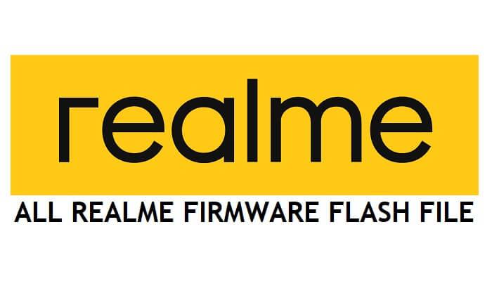 Realme Firmware Flash File Stock ROM