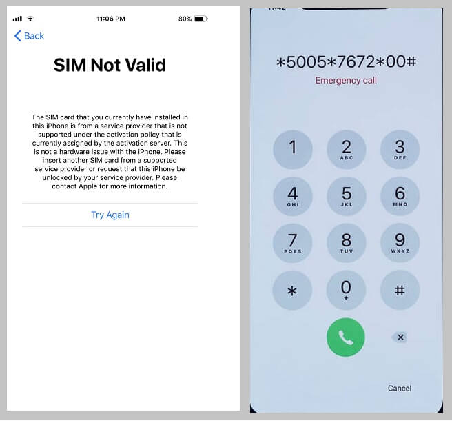 New Latest Live ICCID Code to Unlock All IPhone for free (Upto iOS15)