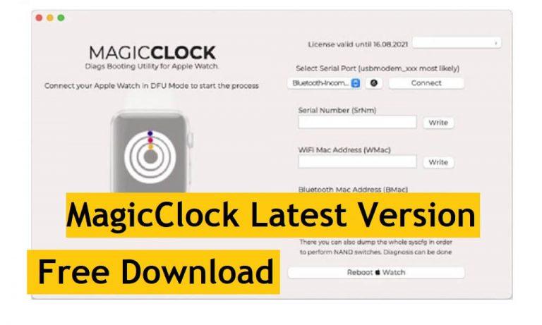 Download MagicClock & MagicAWRT Adapter Apple Repair Free Software iBus