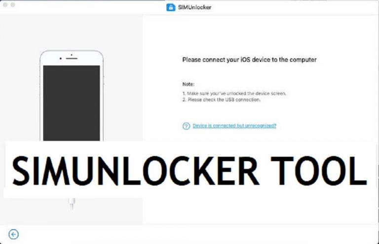 iToolab SIMUnlocker Tool Unlock Your iPhone SIM Card Any Carrier Free Download