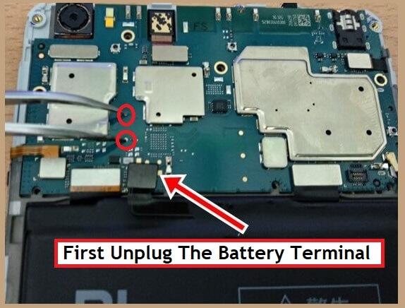 Xiaomi Mi Max Test Point EDL Point - Reboot to EDL Qualcomm 9008 Mode
