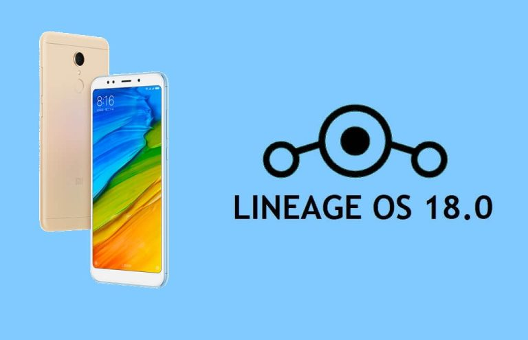 Download LineageOS 18.0 Android 11 on Xiaomi Redmi Note 5 Plus install Via TWRP