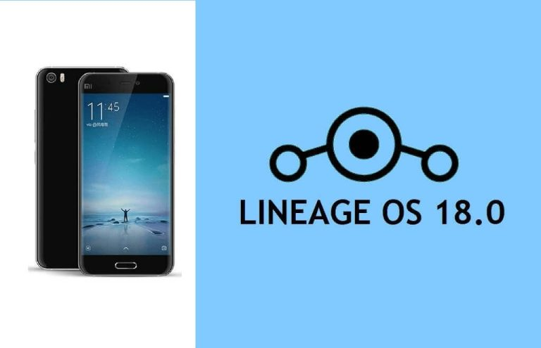 Download LineageOS 18.0 Android 11 on Xiaomi Mi 6 install Via TWRP
