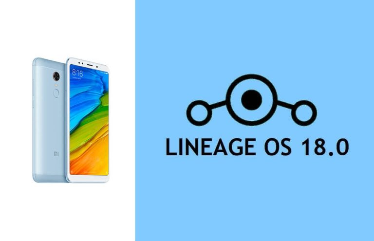 Download Install LineageOS 18 ROM Android 11 on Xiaomi Redmi Note 5