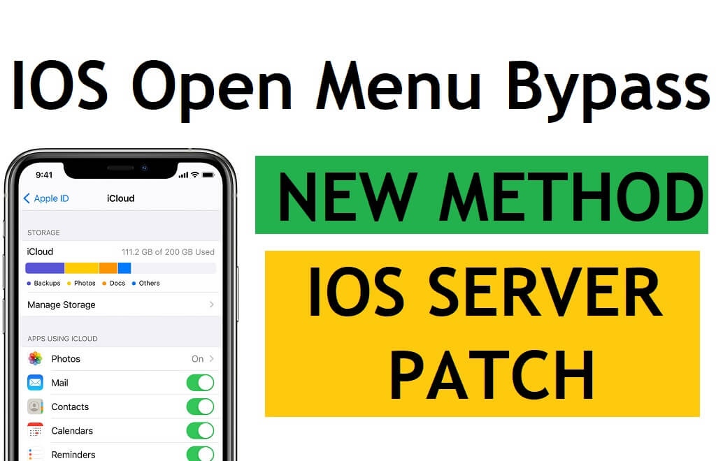 New Solution FMI Off Old Proxy FMIOFF method patched on IOS Update